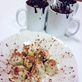 Student Bake-Off: OreoTruffles