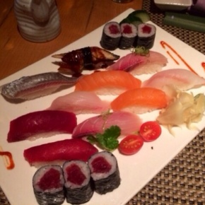 Upper East Side: Fatty Fish