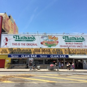 Coney Island: The Original Nathan's Famous