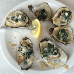 Buffalo: Marotto's Clam Bar