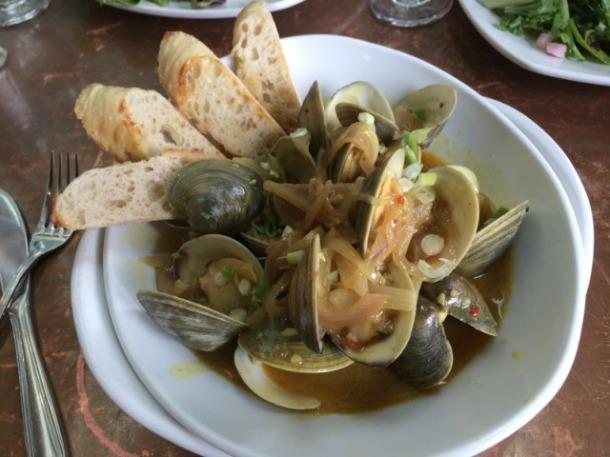 Coconut clams