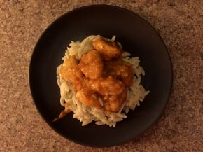 Ken's Honey Chili Chicken
