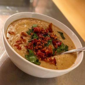 Recipe: 30-Clove GarlicSoup